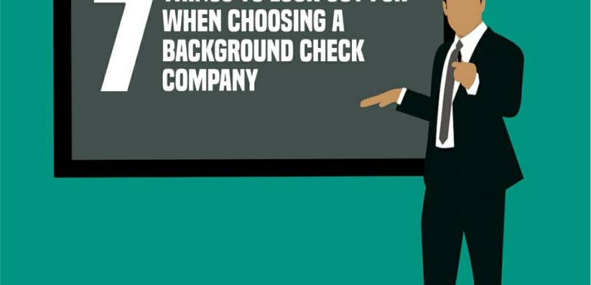 Background Check Service Company